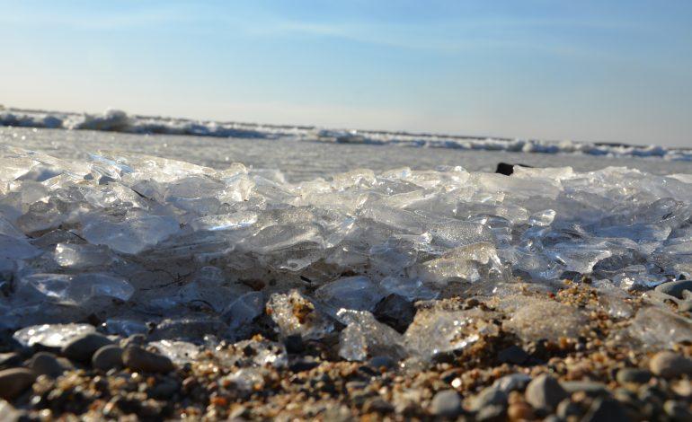 Ледостав на Амуре у Хабаровска начался на две недели раньше (ФОТОРЕПОРТАЖ)