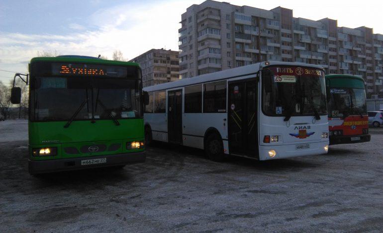 В Хабаровске два коммерческих перевозчика могут лишиться своих маршрутов