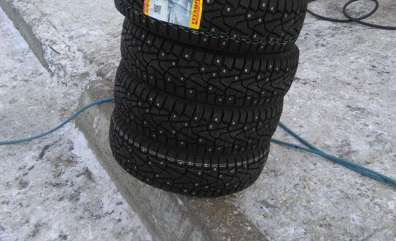 Хабаровчане перед снегопадом торопятся поменять шины