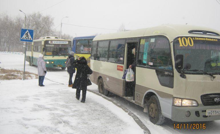 «Прорехи» в законе могут оставить Хабаровск без автобусов