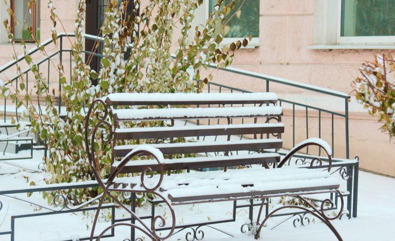 В Хабаровск пришла настоящая снежная зима (ФОТОРЕПОРТАЖ)