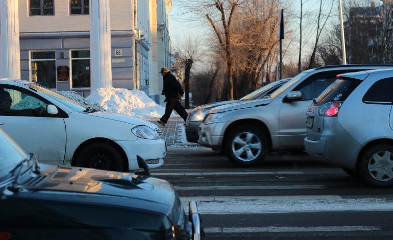 Прогноз погоды в Хабаровске и крае на пятницу, 25 ноября