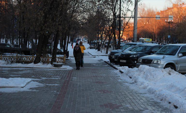 Прогноз погоды в Хабаровске и крае на среду, 23 ноября