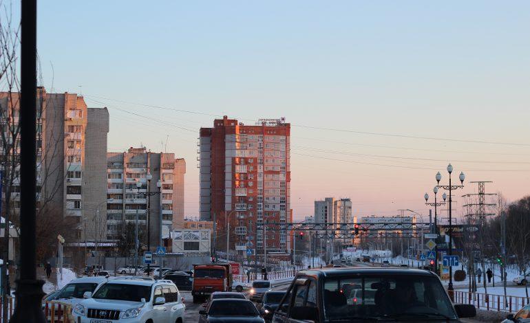 Прогноз погоды в Хабаровске и крае на четверг, 24 ноября