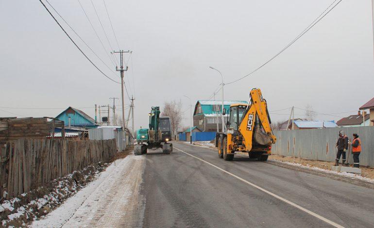 Рабочее движение по улице Донской открыто в Хабаровске