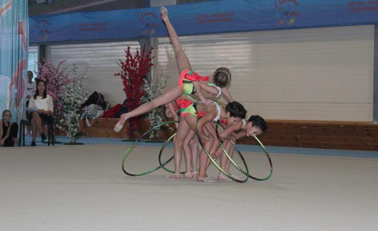 Соревнования по художественной гимнастике на кубок мэра прошли в Хабаровске (ФОТОРЕПОРТАЖ; ВИДЕО)