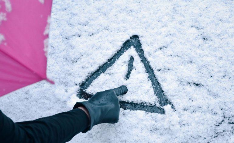 После снегопада около 150 хабаровчан получили травмы (МЕРЫ БЕЗОПАСНОСТИ ПРИ ГОЛОЛЕДЕ)