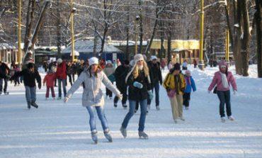 Каток на набережной Хабаровска начнет свою работу в начале декабря