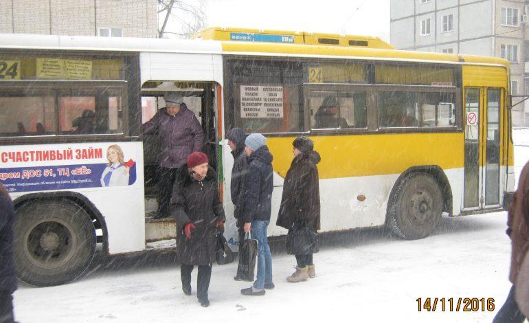 Оптимизация общественного транспорта в Хабаровске трещит по швам