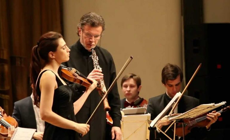 Хабаровчане могут купить билеты на концерт Дальневосточного симфонического оркестра со скидкой