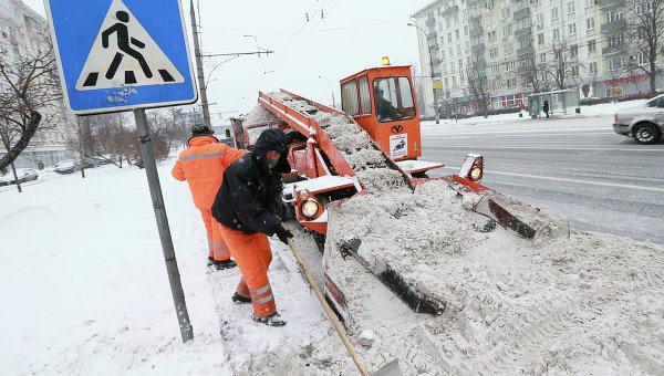 Хабаровские управляющие компании заплатят солидные штрафы за неубранный снег