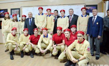 Хабаровские студенты и школьники встретились с тремя Героями России (ФОТОРЕПОРТАЖ)