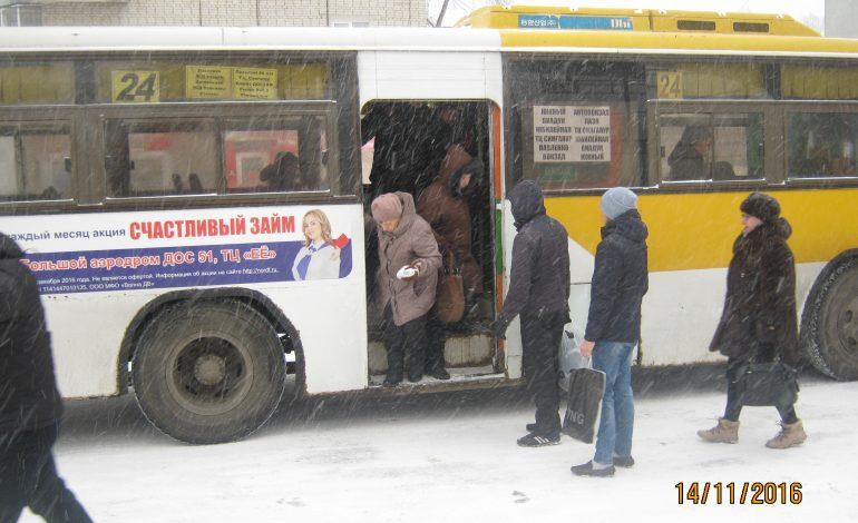 Транспортный коллапс местного масштаба может возникнуть в поселке Березовка