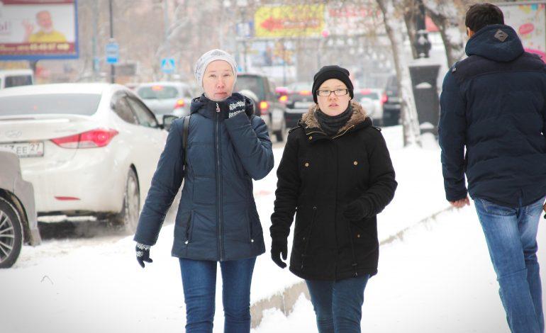 Прогноз погоды в Хабаровске и крае на неделю