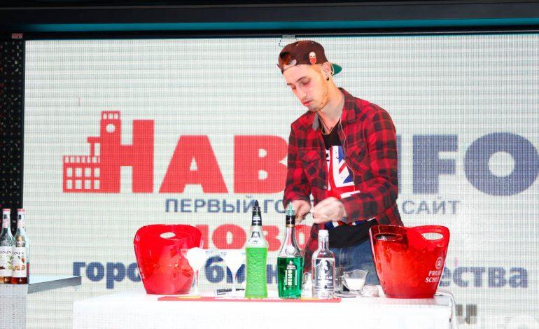 В Хабаровске выявили лучшего бармена (ФОТОРЕПОРТАЖ; ВИДЕО)