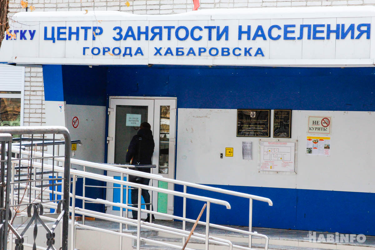 г хабаровск центр занятости клетку, можно расположить