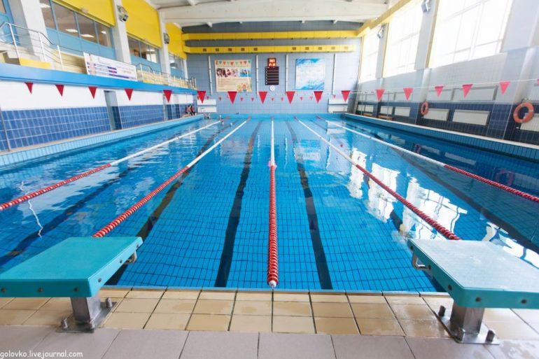 Наутилус фитнес-клуб бассейн