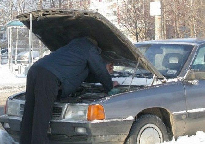Мнение эксперта: прогревать ли хабаровским автолюбителям двигатель зимой