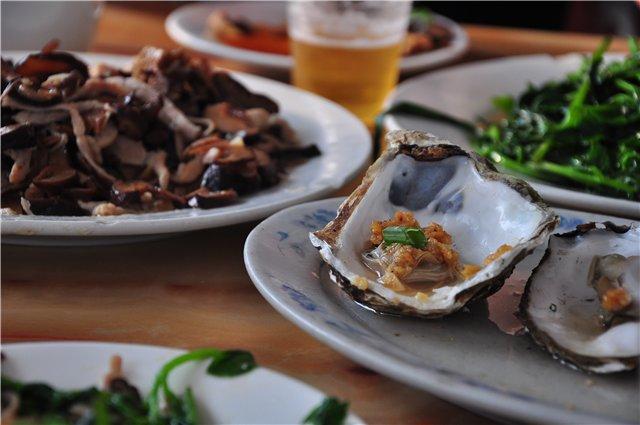морепродукты санья фото еда