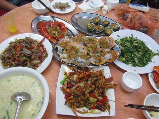 экзотическая еда санья хайнань фото