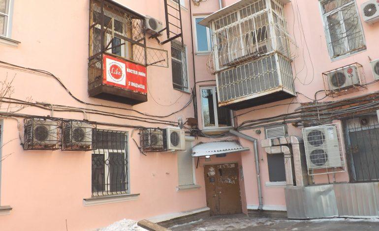 Соседи хостела в центре Хабаровска требуют убрать его