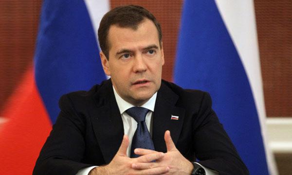 Медведев рассказал о росте налогов, пенсиях и выборах в Госдуму