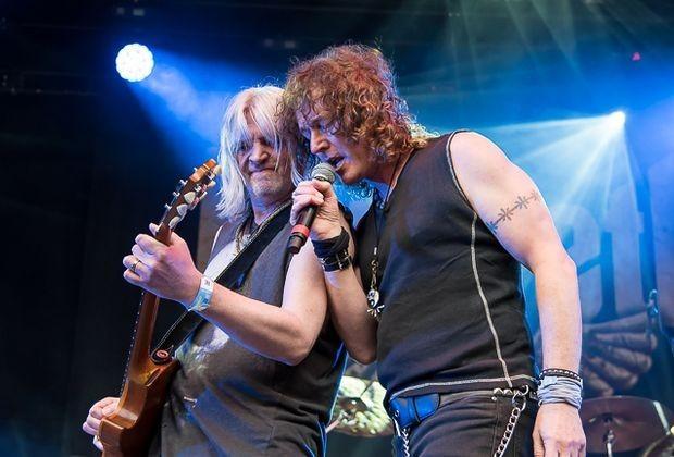 Концерт легендарной группы Nazareth прошел в Хабаровске