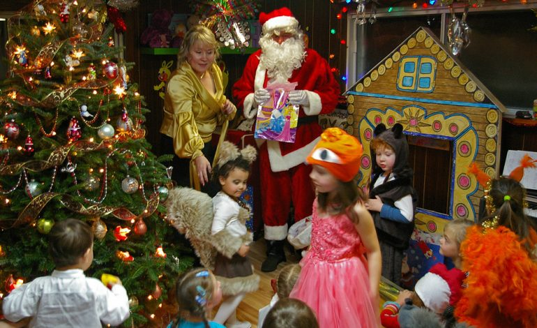 """В России есть свой """"Санта-Клаус"""" – это святитель Николай Чудотворец"""