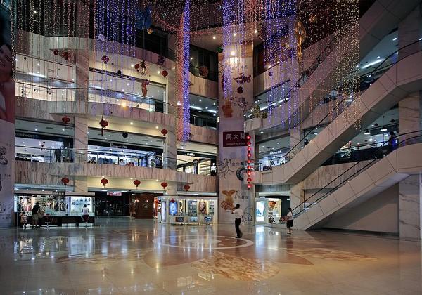 Торговые центры Санья