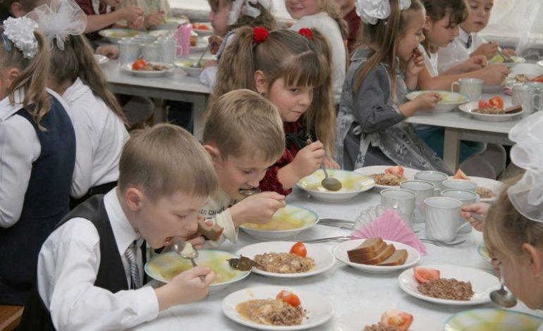 Бесплатное питание для детей за счет городского бюджета в Хабаровске