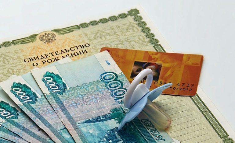 В Хабаровском крае снизится выплата на третьего ребенка