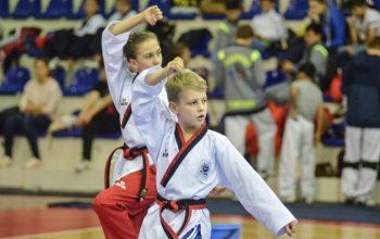 Спортивные секции для детей в Хабаровске: тхэквондо (ФОТО; ВИДЕО)