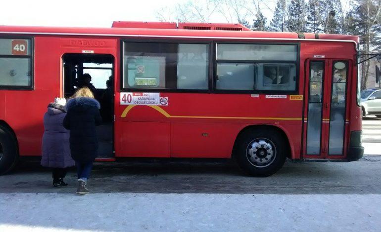 Автобусы в Хабаровске загружены наполовину – специалист управления транспорта