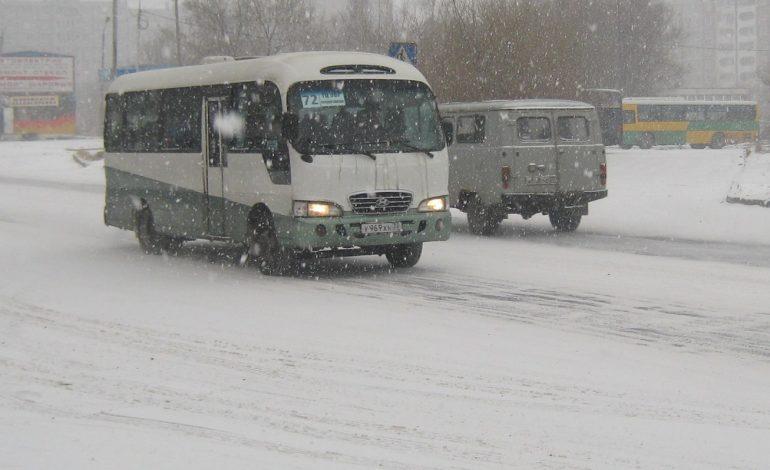 Хабаровчанам не хватает автобусов