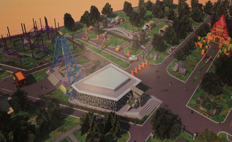 Парк Северный обновится ко Дню города