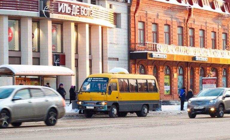 Хабаровчане устраивают потребительский экстремизм в городских автобусах