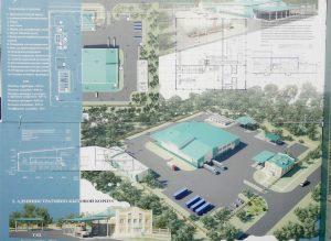 мусороперегрузочной станции Южная строительство Хабаровск