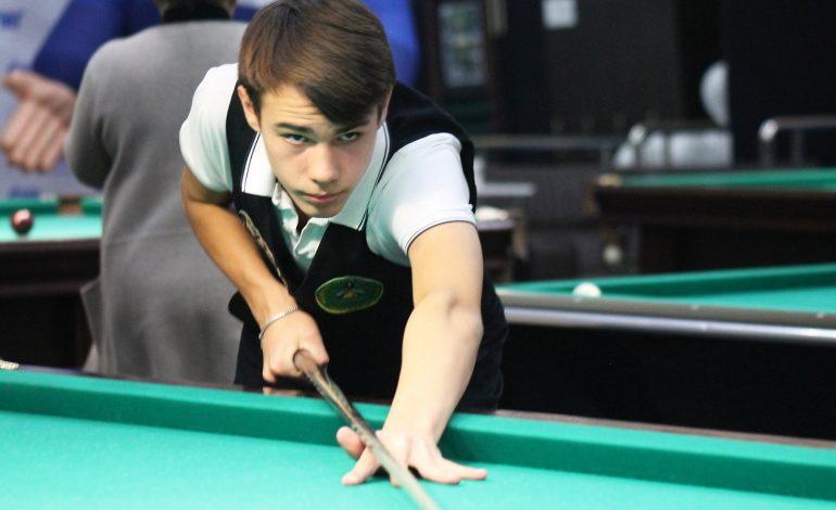 Константин Мишатин из Хабаровска выиграл первенство России по бильярдному спорту