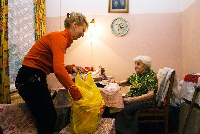В России разрабатывается единая система социального обеспечения граждан