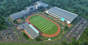 Дальневосточный учебно спортивный комплекс