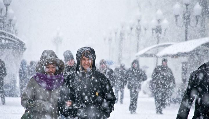 Циклон накроет Хабаровский край в ночь на пятницу