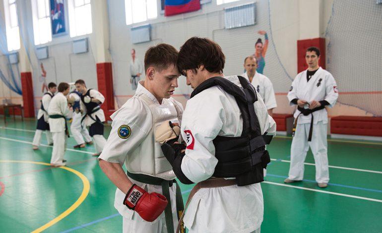 Хабаровские каратисты установили рекорд России (ФОТО)