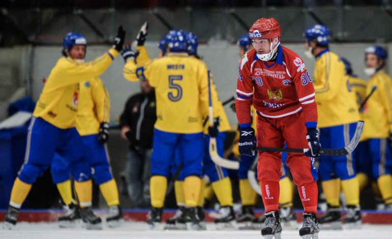 Сборная России по бенди возьмет реванш в Хабаровске?