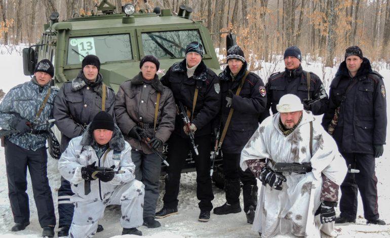 Группу хабаровских сотрудников полиции готовят к отправке в горячие точки (ФОТО; ВИДЕО)
