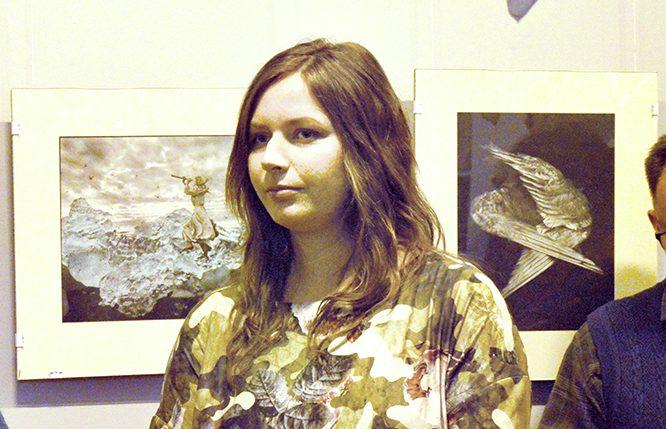 Выставку альтернативной фотографии привезла в родной Хабаровск из США Анна Ерошенко