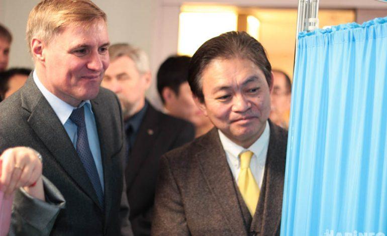 Японская медицина добралась до Хабаровска: клинико-диагностический центр открылся в краевой столице (ФОТО)