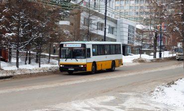 В Хабаровске «режут» маршрут автобуса № 1