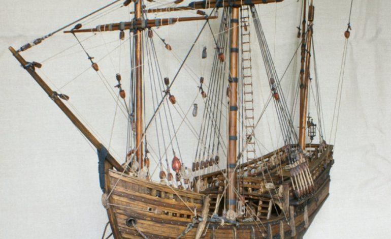 Каравеллу из экспедиции Колумба в Хабаровске можно купить за 250 тысяч рублей (ФОТО)
