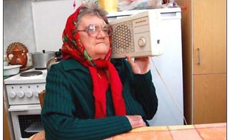 Ветеранам и пожилым гражданам положена компенсация на услуги связи и радио