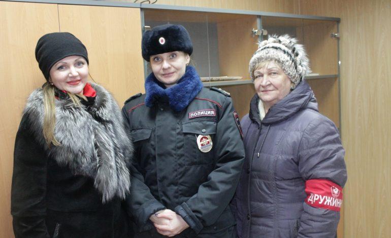 Я б в дружинники пошла: репортаж о единственной в Хабаровске женской дружине